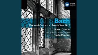 Keyboard Concerto in D, BWV 1054: II. Adagio e piano sempre