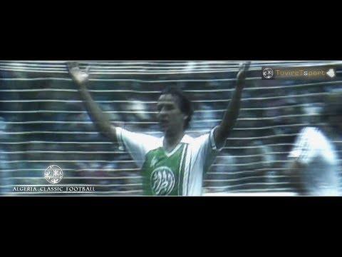 » TuvireTsport ★★ Algeria | Classic Football: Madjer, Assad, Belloumi, Saïb, Menad ★★ (HD) الجزائر