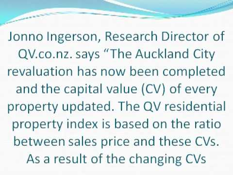 The Rise in NZ Property Value