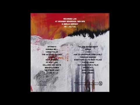 Radiohead - Egyptian Song (Pyramid Song)