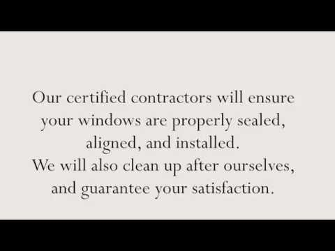 Utah Window Replacement Installation - Advanced Window Products