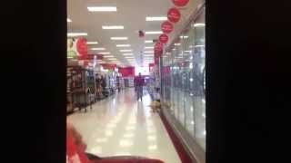 Porn is played at Target