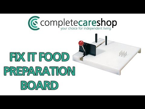Etac Fix Preparation Board 3