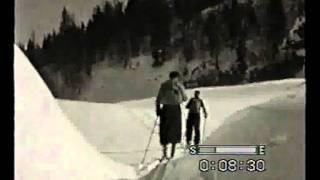 Film Ski RiW Wie es war 1936