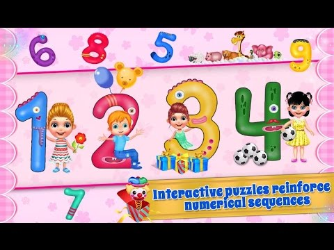 Preschool Learning Numbers - Magic Numbers 1 to 20 - Learn To Count from 1 to 20 Learn Numbers