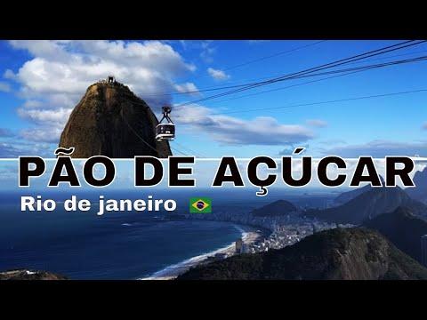 Pão de Açúcar Morro da Urca Rio de Janeiro/ Vamu Ver!