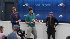 LIVE from the 2017 #USOpen: Coach of Champions 2017 US Open Spotlight.