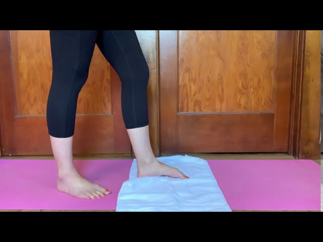 How To Keep Your Feet Strong And Healthy