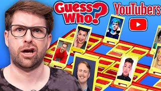 Guess Who: YouTuber Edition