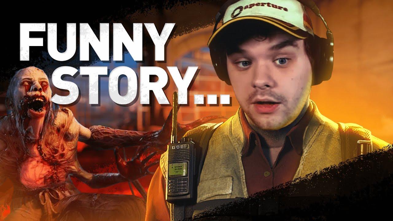 A Funny Back 4 Blood Story