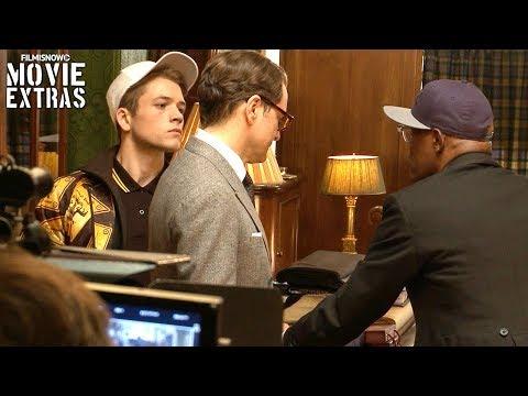 Go Behind the Scenes of Kingsman: The Secret Service (2015)