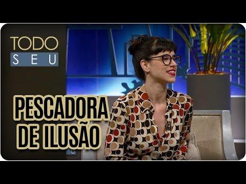 Mel Lisboa E Carol Badra Protagonizam Teatro Infantil - Todo Seu (18/10/17)