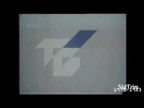 Sigle TG3 1979 - 2017