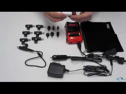 iWap IUC-23 Universal Battery Charger review