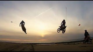 TnA Moto Films - Spring Break Sand Porn 2013 1st weekend dunes fest DBP Freeride getting loose
