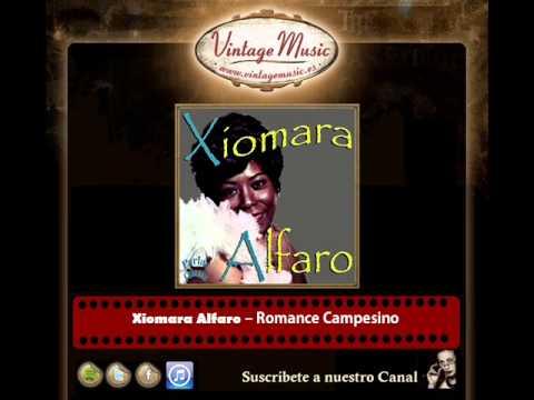 Xiomara Alfaro – Romance Campesino (Perlas Cubanas)
