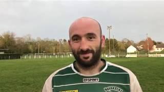 Rugby : la réaction de Jean-Michel Tauzin après la victoire de Navarrenx face à Soustons