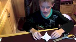 How to Make a Triple Ninja Star
