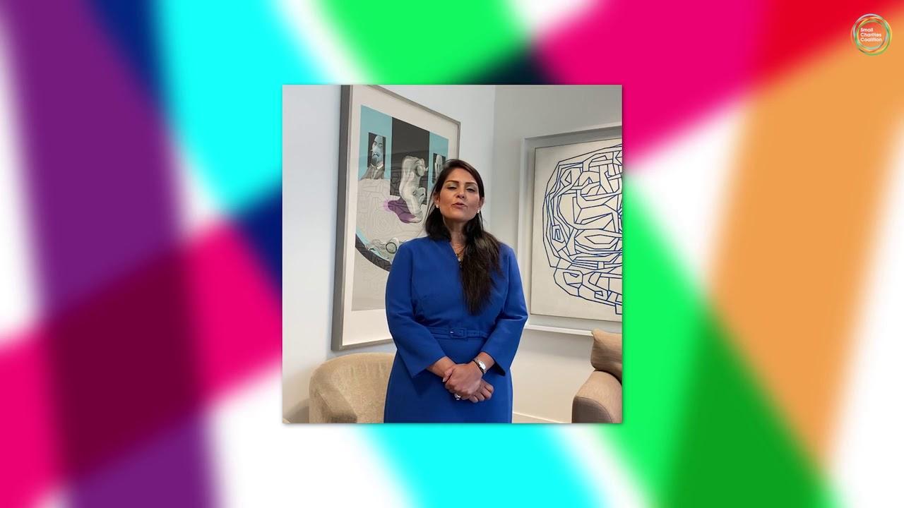 Appreciation Day #SCWeek2020 - Priti Patel MP