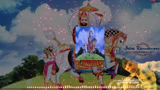 Raju Rawal & Sarwan Racheti !! लुंगी डांस बाबा के !! Lungi Dance Baba Ke !! Ramsapeer New Dj Song