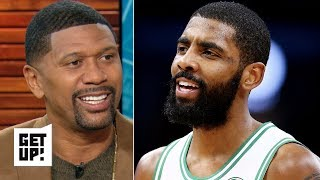 Celtics need to address Kyrie Irving's contract situation quickly - Jalen Rose | Get Up