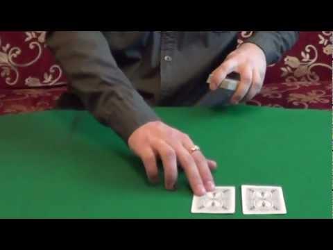 Карточные фокусы с картами Обучение и их секреты Мой любимый фокус Card tricks revealed