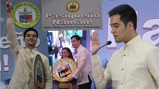 Official Na! Oath-Taking of Mayor Vico Sotto