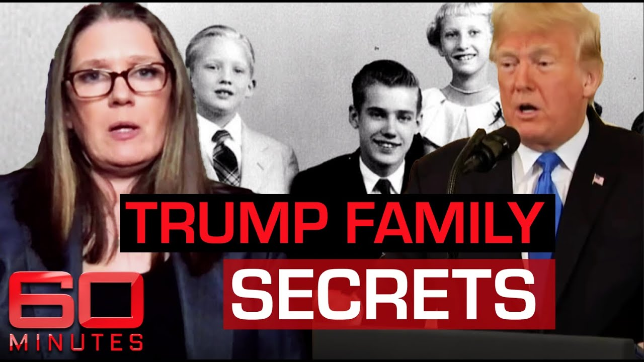 EXCLUSIVE: Mary Trump's insider interview on 'most dangerous' President | 60 Minutes