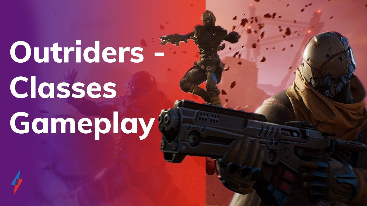 Outriders Gameplay: The Next-Gen Shooter thumbnail