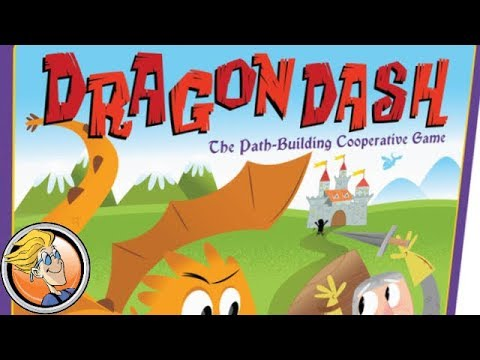 Dragon Dash — Game Preview At SPIEL '17