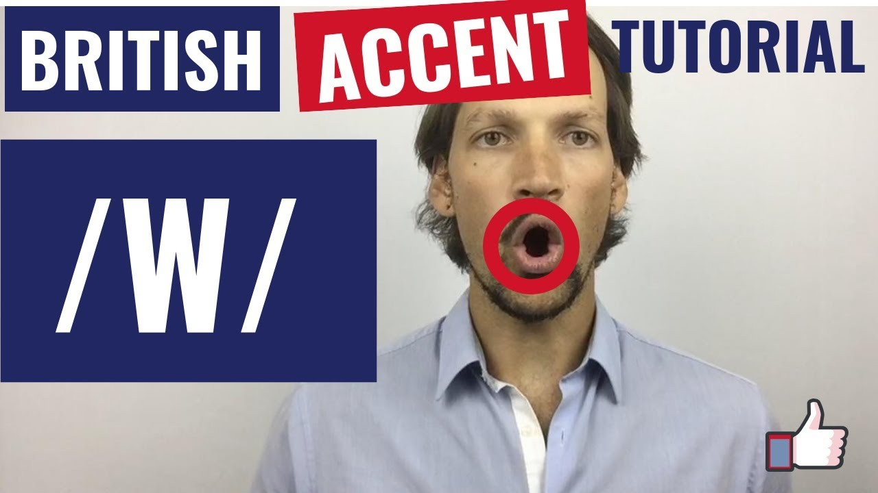 Do THIS to learn /w/ Sound (British Accent)
