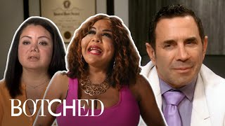 Nightmare Surgery Stories | Botched | E!
