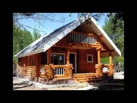 Small Log Homes YouTube