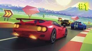 Машинки мультик для мальчиков | Гонки Horizon Chase Turbo | Крутые тачки | Мультик для детей