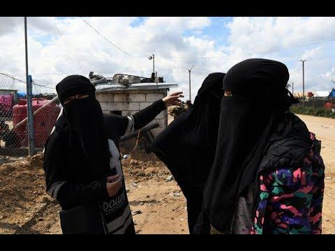 مخيم الهول: بالنسبة لداعش، عائلات المقاتلين هي وقود النار  - نشر قبل 5 ساعة