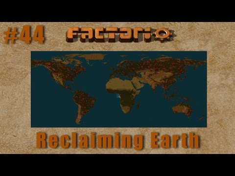 Factorio Multiplayer - Reclaiming Earth EP44:: Out Of Control Smelter!