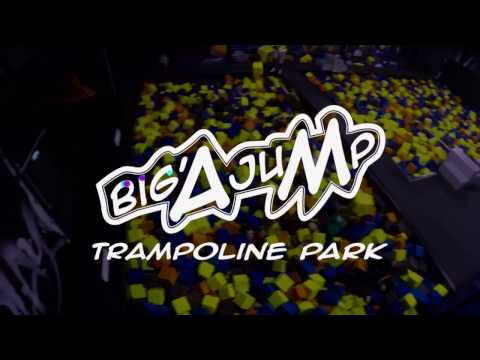 Voici Big'A juMp Trampoline Park !