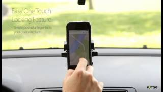 iOttie One Touch 2 Car & Desk Mount Installation Video