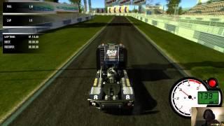 World Truck Racing Gameplay