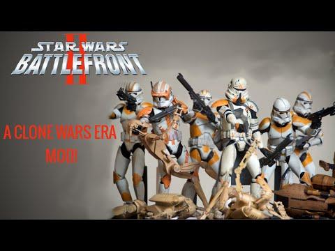 Star Wars Battlefront II: An actual, legit side mod!