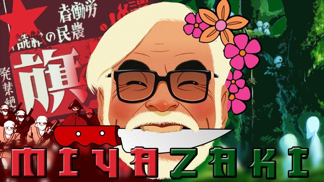 La face cachée de Miyazaki