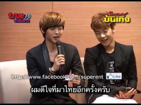 Asian Link: First Date with Touch in Thailand
