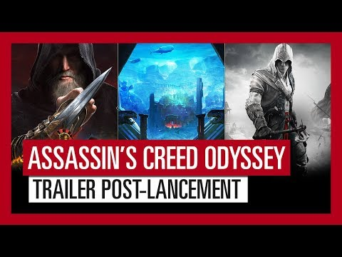 Assassin's Creed Odyssey : Trailer Post-Lancement & Contenu du Season Pass [OFFICIEL] VOSTFR HD