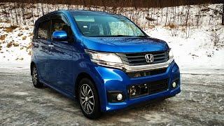 Honda N-WGN Custom G 2016 - Привёз под Заказ из Японии
