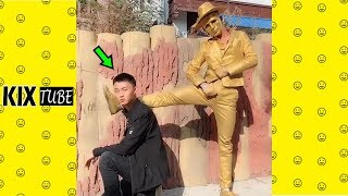 Watch keep laugh EP479 ● The funny moments 2018