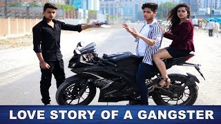 LOVE STORY OF A GANGSTER | YAAR TERA GANGSTER | GANGSTER LIFE  | Youthiya Boyzz