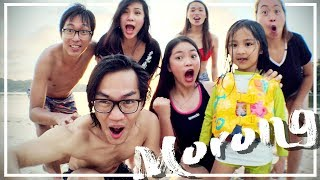 Morong Bataan Travel Vlog | First deep in 2019 | Bagong resort | Day 01