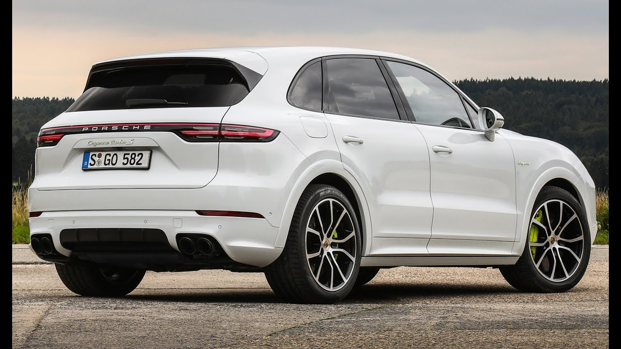 2020 Cayenne Turbo S E Hybrid The Most Powerful Fastest Cayenne Ever Youtube