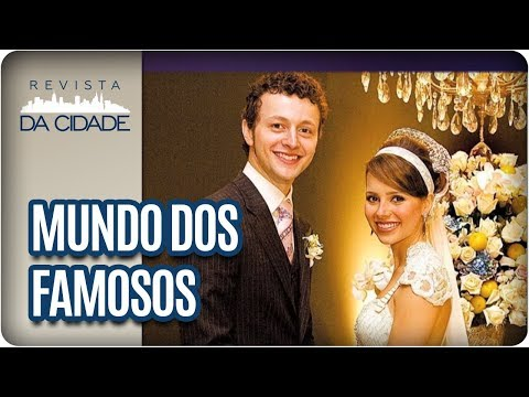 Casais Que Se Conheceram Em Gravações - Revista Da Cidade (13/10/2017)