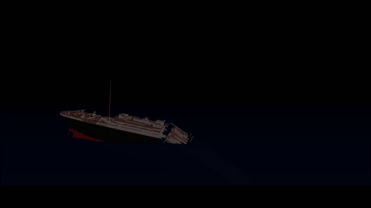 TITANICINTERIOR 1st 2nd amp 3rd class  YouTube
